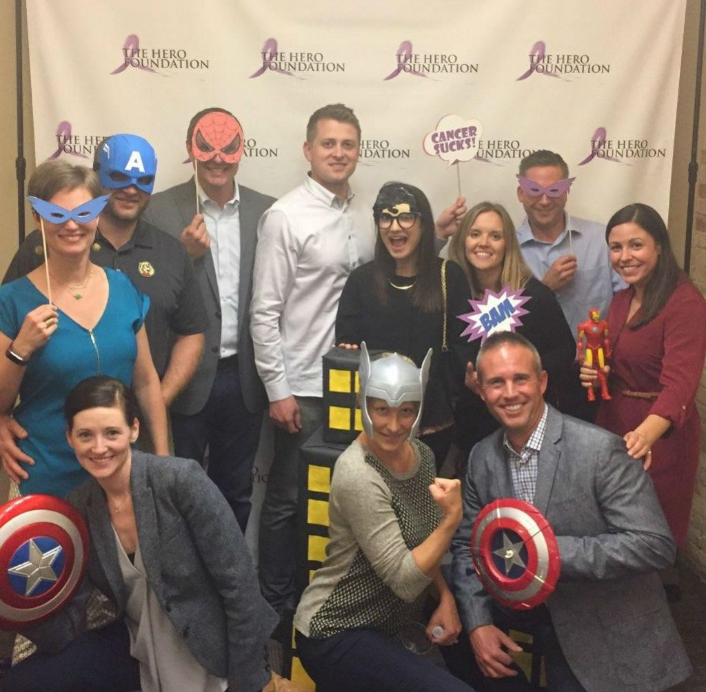 HeroFoundation Wine & Cheese Event 2017