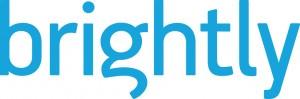 brightly logo blue