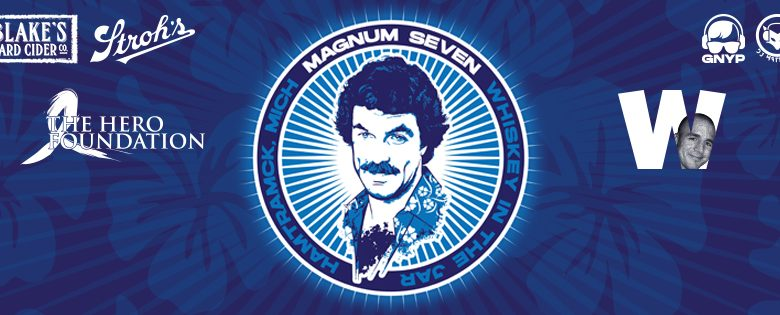 Magnum PI 7 Party