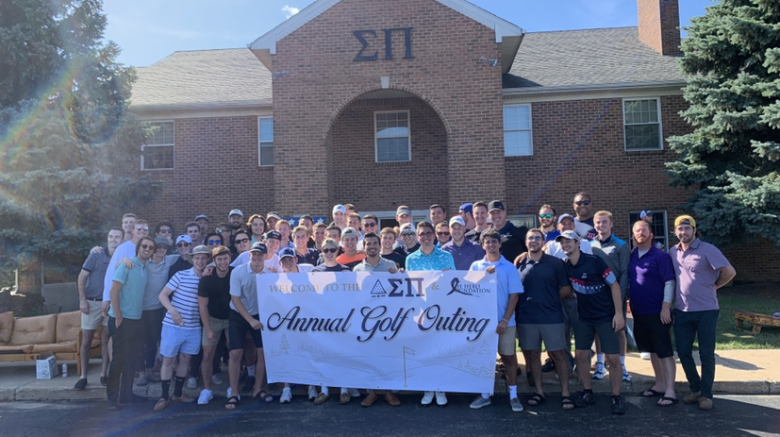 Sigma Pi Fraternity Golf Outing